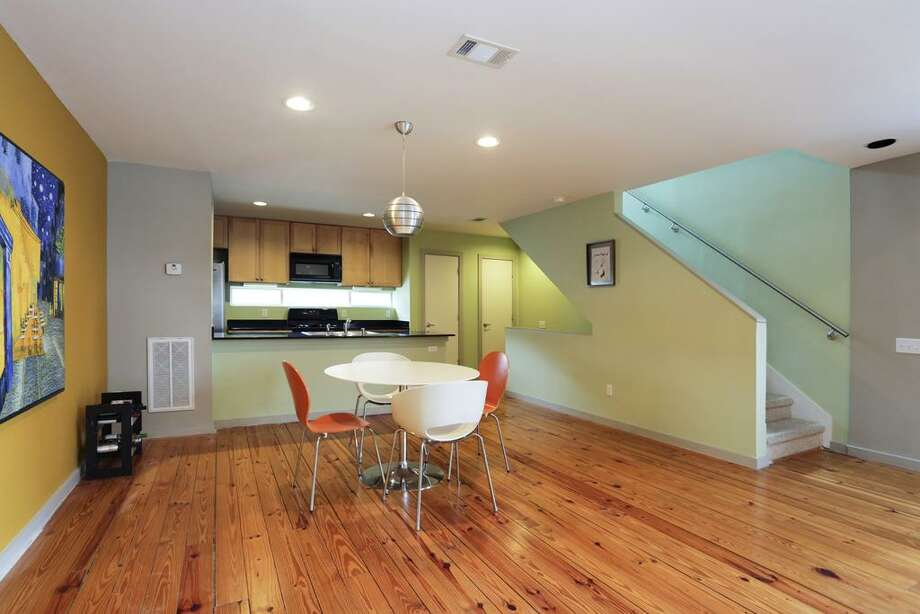 1412 Cleveland: This 2003 townhome has 2 bedrooms, 2 bathrooms, 1,844 square feet, and is listed for $274,000.