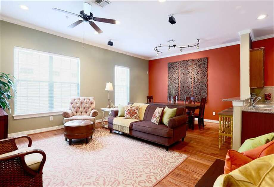 1913 Gillette: This 2004 townhome has 2 bedrooms, 2.5 bathrooms, 1,286 square feet, and is listed for $269,000.