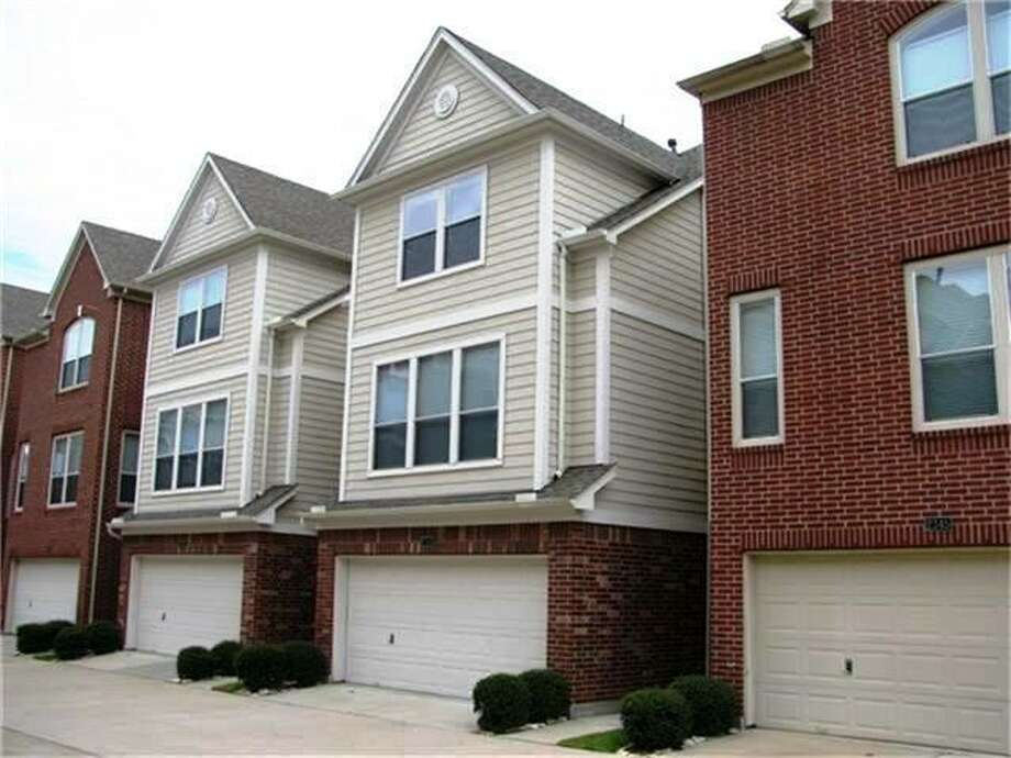 2242 Ann: This 2004 townhome has 2 bedrooms, 2 bathrooms, 1,939 square feet, and is listed for $230,000.