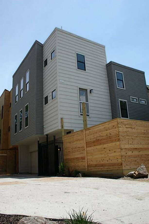 3002 Dallas: This 2012 townhome has 2 bedrooms, 2.5 bathrooms, 1,431 square feet, and is listed for $222,500.