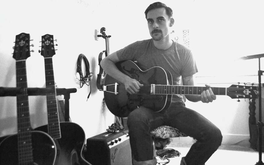 "Texas native Robert Ellis shows promise on ""The Lights From the Chemical Plant."" Photo: Courtesy Photo / San Antonio Express-News"