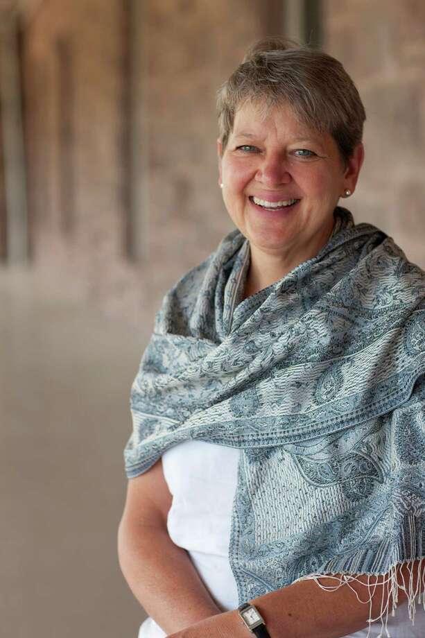 Awty International School Head of School Lisa Darling Photo: Tom Behrens
