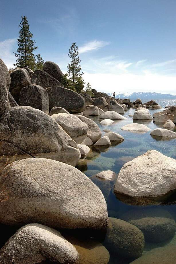 "El Dorado County Lake Tahoe Film Site Guide encourages self-guided tours of locations appearing in blockbusters such as ""Indiana Jones and the Temple of Doom,"" which was filmed in part on the South Fork of the American River. Photo: Gold Country Visitors Assn"