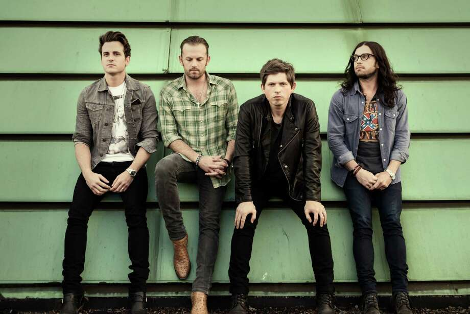 Kings of Leon will perform at the Mohegan Sun Arena on Saturday night, Feb. 15. Photo: Contributed Photo / Connecticut Post Contributed