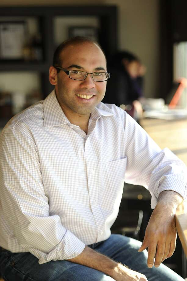"MIT- and UC Berkeley-educated Farhan Zaidi brings a ""creative mind"" to his new job with the A's. Photo: Susana Bates, Special To The Chronicle"