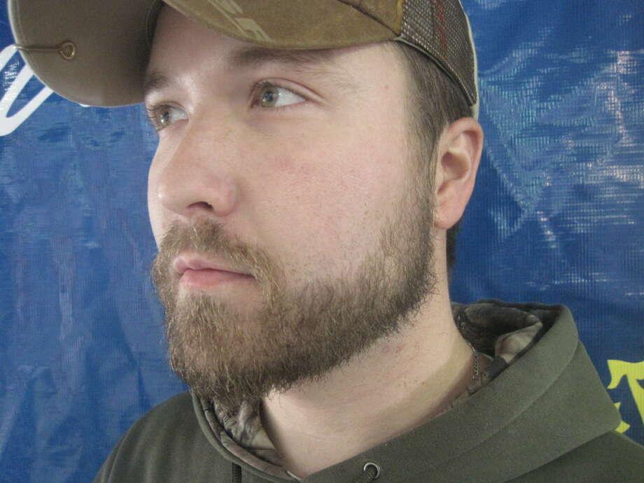 Chad Zagalik, finalist from Kansas City, Missouri Photo: Wahl Grooming