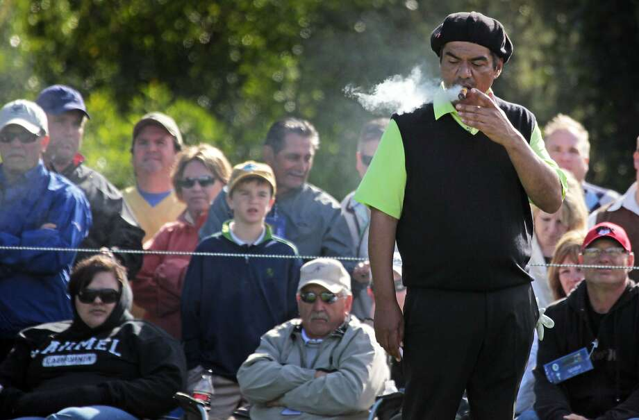 Comedian George Lopez isn't playing at Pebble Beach again this year. Photo: Lance Iversen, The Chronicle