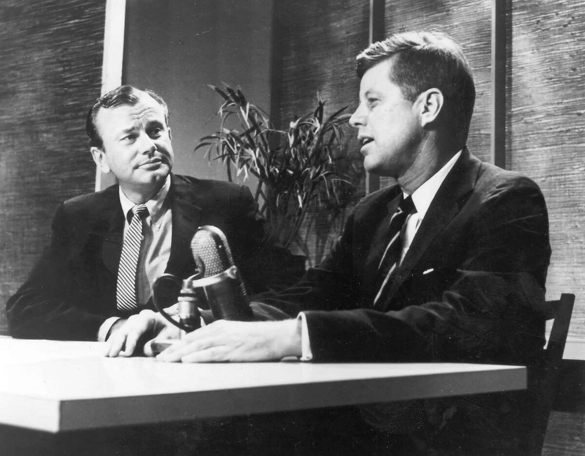 Tonight Starring Jack Paar July 29, 1957 Dick Haymes Stanley Holloway Johnny Johnston Helen O'Connell Despite a list that today looks pedestrian, Jack Paar accumulated quite a list of interviewees, like then-presidential candidate John F. Kennedy seen here.
