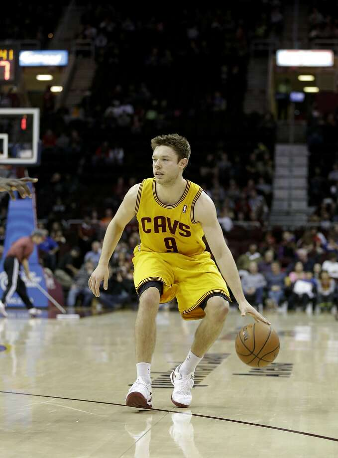 Cavaliers guard Matthew Dellavedova will coach one of the teams at the St. Mary's All-Star Classic in Moraga on Sunday. Photo: Tony Dejak, Associated Press