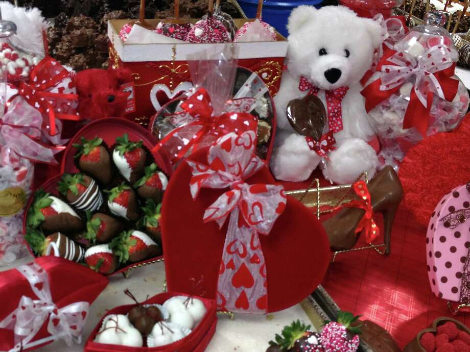 Valentine's Day is right around the corner and we've hunted down, with Cupid's arrows, the 19 best ways to celebrate with the one you love, right here in Connecticut. Photo: Courtesy Carousel Candies