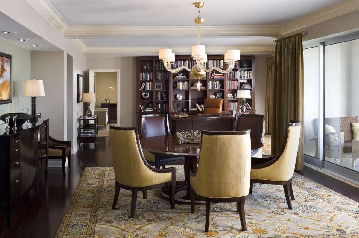 18. St. Regis Hotel 1919 Briar Oaks Land Houston, Texas, 77027