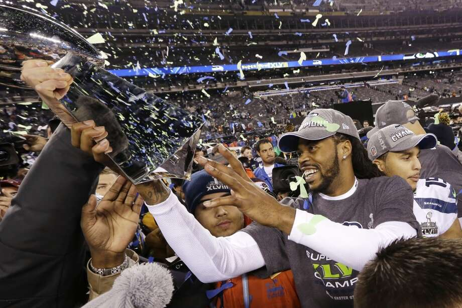 4. Is there any chance Sidney Rice returns? When Rice went down with a knee injury in Week 8, the prevailing wisdom was that the former Pro Bowl receiver had played his last game in a Seahawks uniform. That's still true. Cutting ties with Rice would save Seattle $7.3 million in cap space next season, and considering the Hawks passing offense fared just as well with him as without him this season, it would be a shock to see him back. The problem is that the Seahawks don't really have another receiver like the 6-foot-4 red zone threat on the roster. Midseason signing Ricardo Lockette is the closest thing at 6-foot-2, 211 pounds, but he hardly saw the field outside of special teams. It's definitely a role the team may look to fill in the draft.