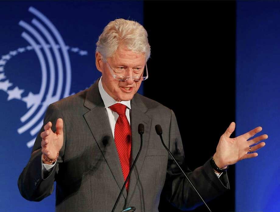 President: Bill ClintonRepublicans: 4 percentDemocrats: 1 percentIndependents: 3 percentMen: 2 percentWomen: 3 percentAge group (18-29): 2 percentAge group (30-49): 2 percentAge group (50-64): 4 percentAge group (65+): 2 percentTotal (2014): 3 percent Photo: Silvia Izquierdo, STF / AP
