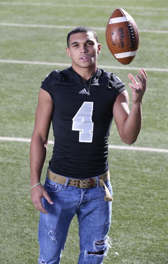 4. Justin Stockton, Steele: RB, 5-9, 180, Texas Tech Photo: Edward A. Ornelas, San Antonio Express-News
