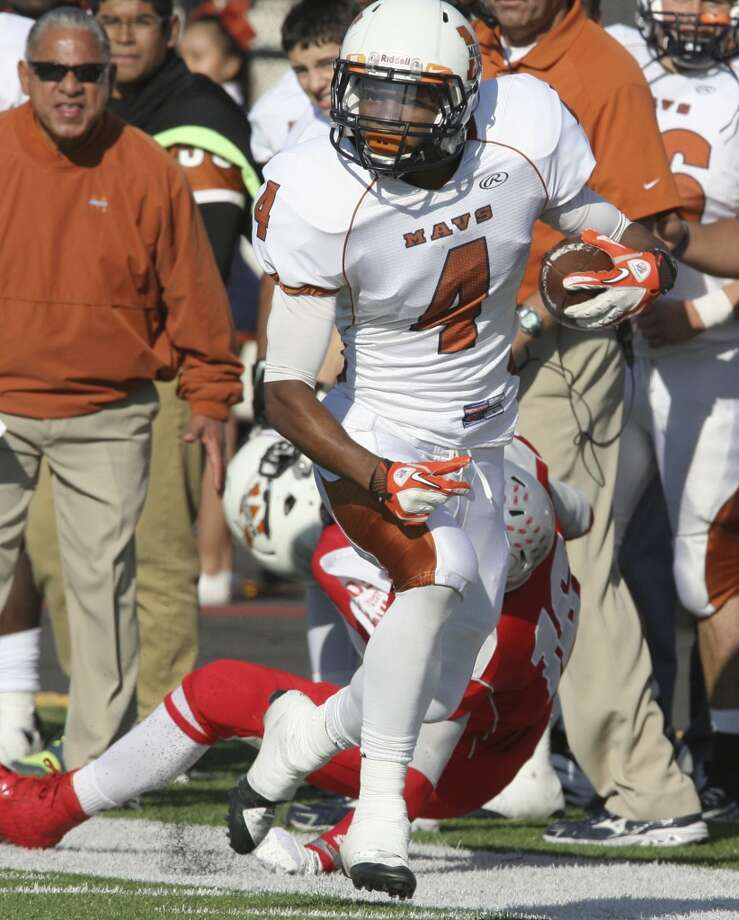 8. Byron Daniels, Madison: WR, 6-1, 170, Texas Tech Photo: SPECIAL TO THE EXPRESS NEWS