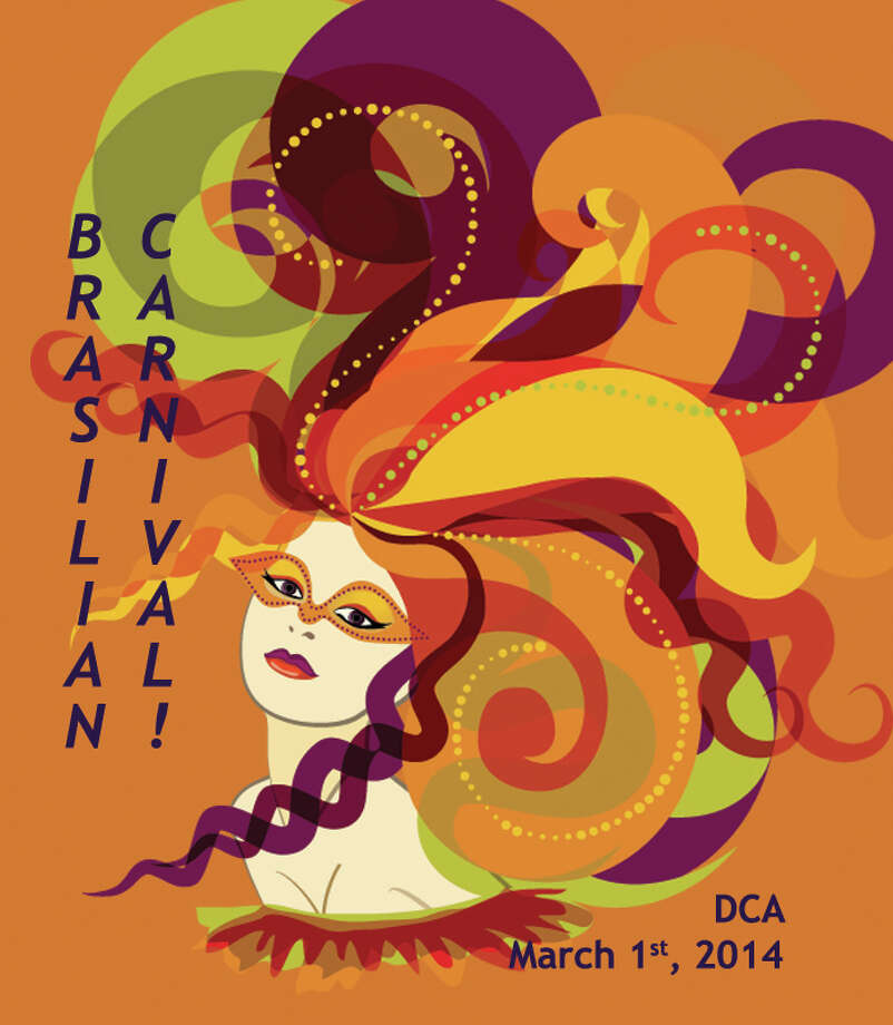 The Darien Community Association's Brasilian Carnival! will take place Saturday, March 1, at the DCA, 274 Middlesex Road. Photo: Contributed Photo, Contributed / Darien News