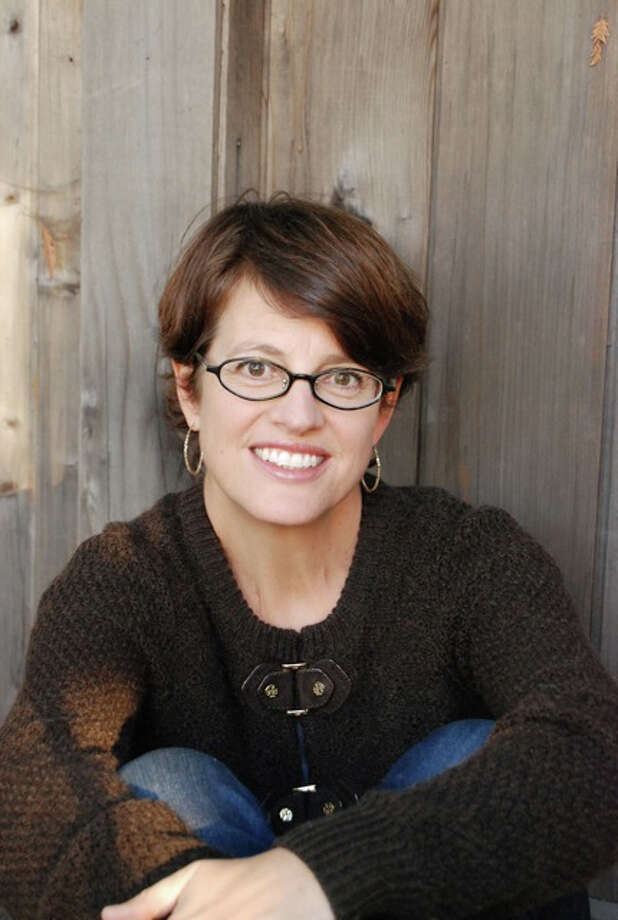 "Kelly Corrigan will be the guest speaker at The Community Fund of Darien's benefit luncheon Wednesday, Feb. 12, and will discuss her new book, ""Glitter and Glue."" Photo: Contributed Photo, Contributed / Darien News"