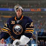 Ryan MillerIce hockeyEast Lansign, Mich.Miller has established himself as one of the best goaltenders in the NHL, and he is currently in his 12th professional season. He holds the Buffalo Sabres' all-time mark for wins and played a key role on the silver medal-winning 2010 U.S. Olympic Men's Ice Hockey Team, earning tournament MVP honors in the process. @RyanMiller3039