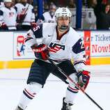 Alex CarpenterIce hockeyNorth Reading, Mass.Carpenter, the daughter of long-time NHL veteran Bobby Carpenter, is making her first Olympic appearance. After winning her first world title with the senior national team in 2013, she is a valuable offensive contributor at the forward position. @carpy05