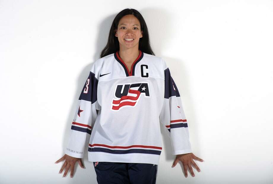 Julie ChuIce hockeyFairfield, Conn.Chu, a three-time Olympian and the elder statesman on the team, is a versatile forward who is highly respected and a valuable leader.The veteran is one of 11 players looking to help return the gold medal to Team USA.@juliechu13 Photo: Harry How, Getty Images