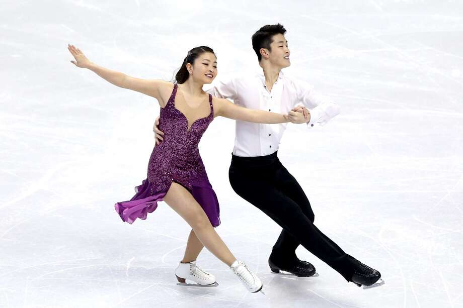 Alex ShibutaniIce DancingAnn Arbor, Mich.Shibutani partnered with his sister, Maia Shubutani, in 2005. The duo made its debut on the senior circuit in 2010-11, and became the first ice dancing team to earn two grand prix medals in its inaugural campaign, and the first U.S. team to medal at its world championships debut. With a second-place finish at the 2014 National Championships, the Shibutanis clinched their first Olympic berth. @AlexShibutani; @ShibSibs Photo: Matthew Stockman, Getty Images