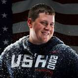 John ShusterCurlingChisholm, Minn.Shuster led the U.S. to third-place finishes at the 2012 and 2013 National Championships. The 2006 Olympic bronze medalist is the first male curler in U.S. history to become a three-time Olympian and is seeking his second Olympic medal in Sochi.@shoostie2010