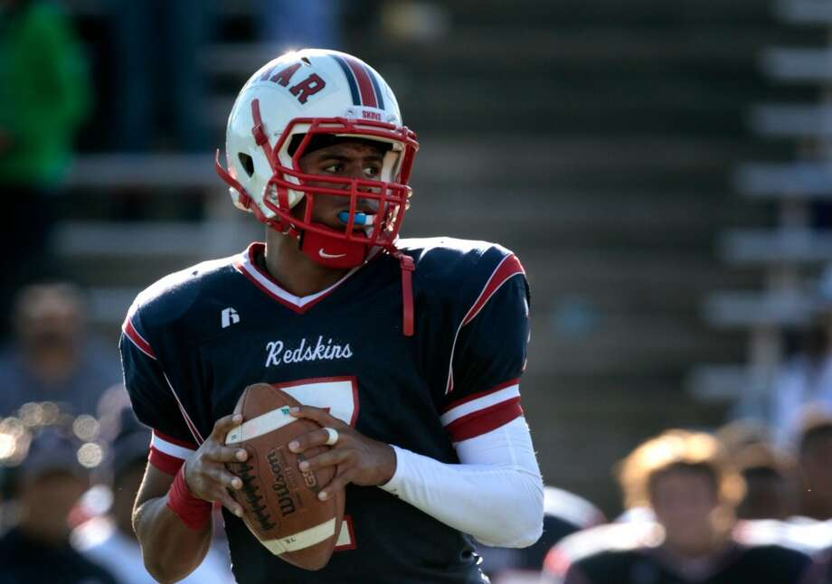 QB Darrell Colbert Jr.    Height/weight: 5-11, 185   High school: Lamar   College: SMU  Photo: J. Patric Schneider, For The Chronicle
