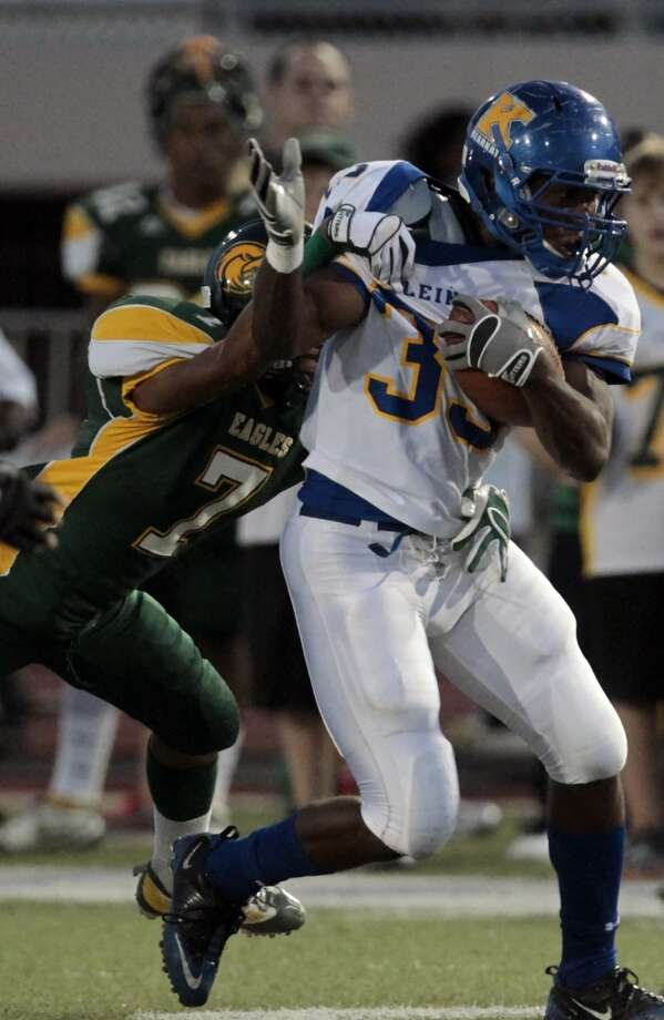 RB David Hamm   Height/weight: 6-0, 200   High school:Klein   College: Undecided Photo: Cody Duty, Houston Chronicle
