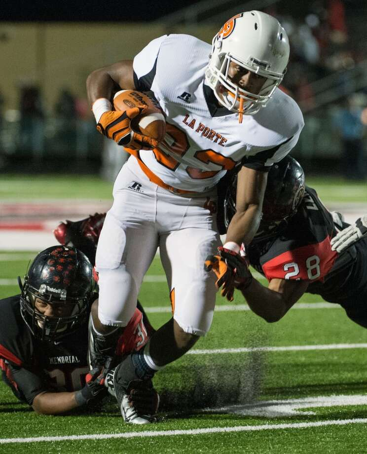 RB Johnathan Lewis   Height/weight: 6-0, 179   High school: La Porte   College: Colorado St. Photo: Smiley N. Pool, Houston Chronicle