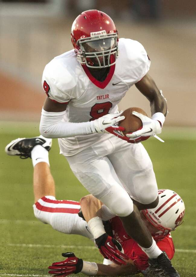 WR Keenen Brown  Height/weight: 6-3, 185   High school: Alief Taylor   College: Oklahoma State  Photo: J. Patric Schneider, For The Chronicle