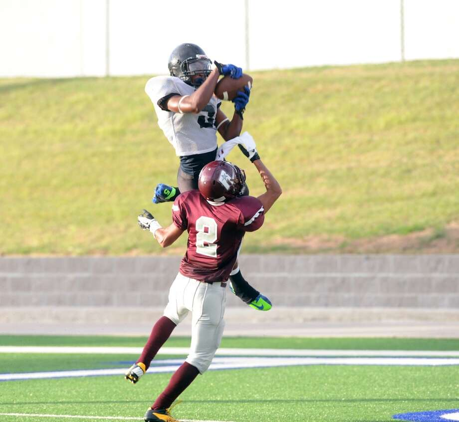WR Bobby Hartzog   Height/weight: 5-11, 182   High school: Westside   College: Kansas  Photo: Eddy_-matchette, For The Chronicle
