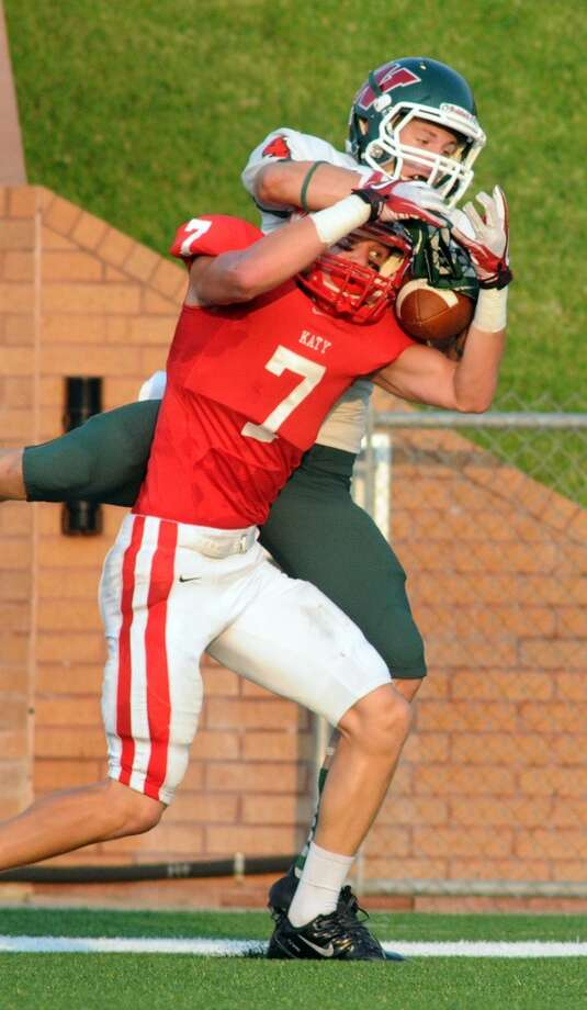 WR Tyler Patrick   Height/weight: 5-11, 171   High school: The Woodlands   College: Kansas  Photo: Jerry Baker, For The Chronicle