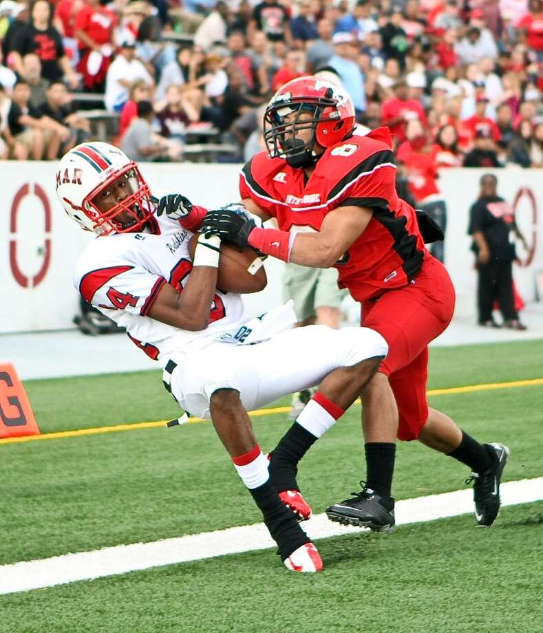 WR Shelby Walker  Height/weight: 6-0, 160   High school: Lamar   College: SMU  Photo: Nick De La Torre, Houston Chronicle
