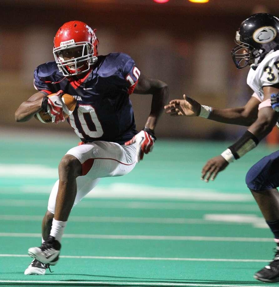 DB Josh Kalu   Height/weight: 6-1, 169   High school: Alief Taylor   College: Nebraska  Photo: Karen Warren, Houston Chronicle
