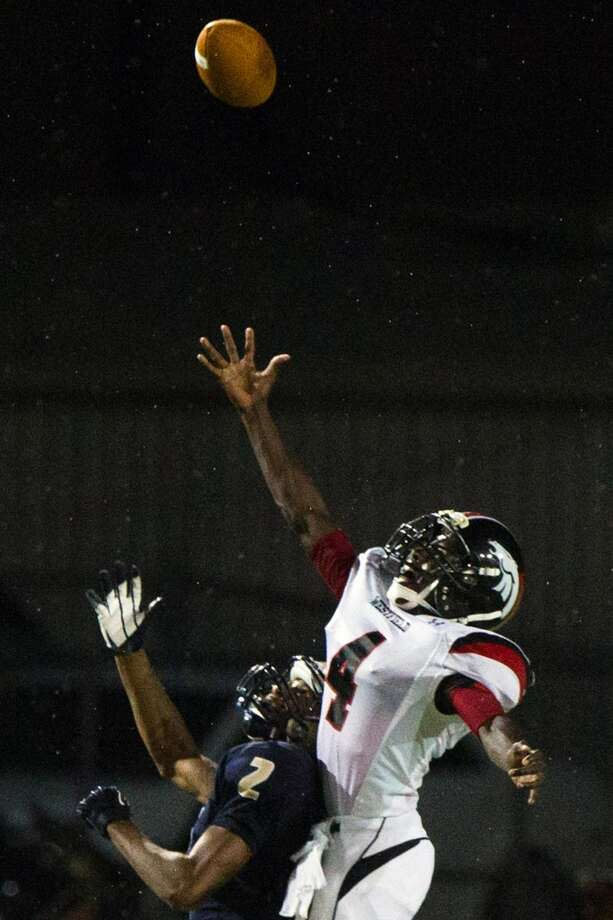 DB Brian Peavy   Height/weight: 5-9, 164   High school: Westfield   College: Iowa State  Photo: Smiley N. Pool, Houston Chronicle