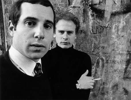 Paul Simon, left, did most of the creative heavy lifting in his musical partnership with Art Garfunkel. / handout