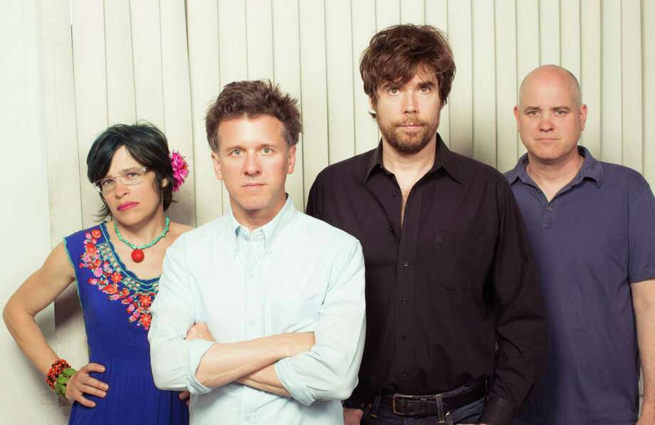 """Superchunk's album titles can be tough to read. In 2001, the North Carolina indie-rock group released """"Here's to Shutting Up,"""" which was followed by a nine-year silence. After roaring back with the aptly titled """"Majesty Shredding"""" in 2010, Mac McCaughan's four-piece issued """"I Hate Music"""" last year. But don't be fooled. As evidenced by the punchy and hooky song """"Me & You & Jackie Mittoo,"""" the record is a celebration of brisk, melodic guitar-driven rock. 8 p.m. Friday; Fitzgerald's, 2706 White Oak; $16; 713-862-3838 or fitzlivemusic.com. – Andrew Dansby Photo: Jason Arthurs"""
