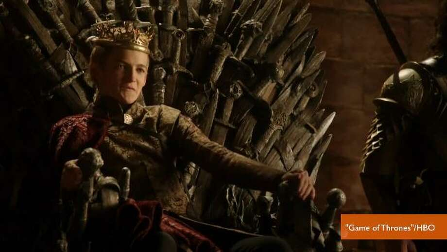 "King Joffrey and his hit album ""Watch the Iron Throne"""