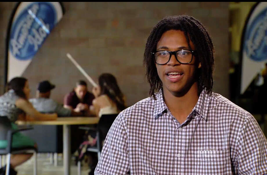 Jasper's Savion Wright will be performing today and Thursday at 7p.m. on American Idol. Savion plays multiple instruments and is said he is inspired by Sting, The Police and Eric Clapton. Photo provided by Fox