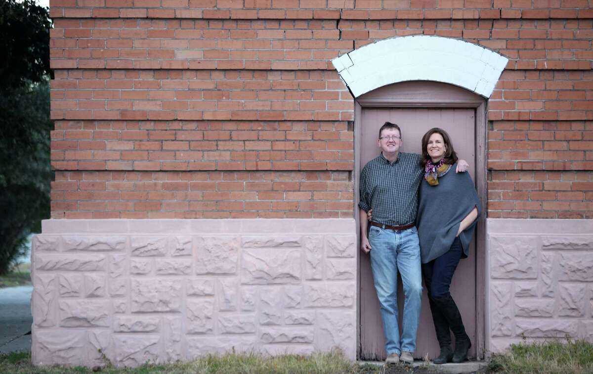 Michael Skelly and Anne Whitlock, working with architect Joe Meppelink, will renovate and live in the East End's old Firehouse No. 2.