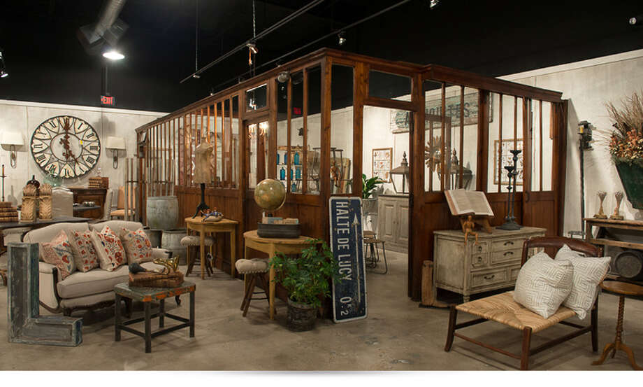 Back Row Antiques is celebrating its first anniversary on Feb. 11. / ONLINE_YES