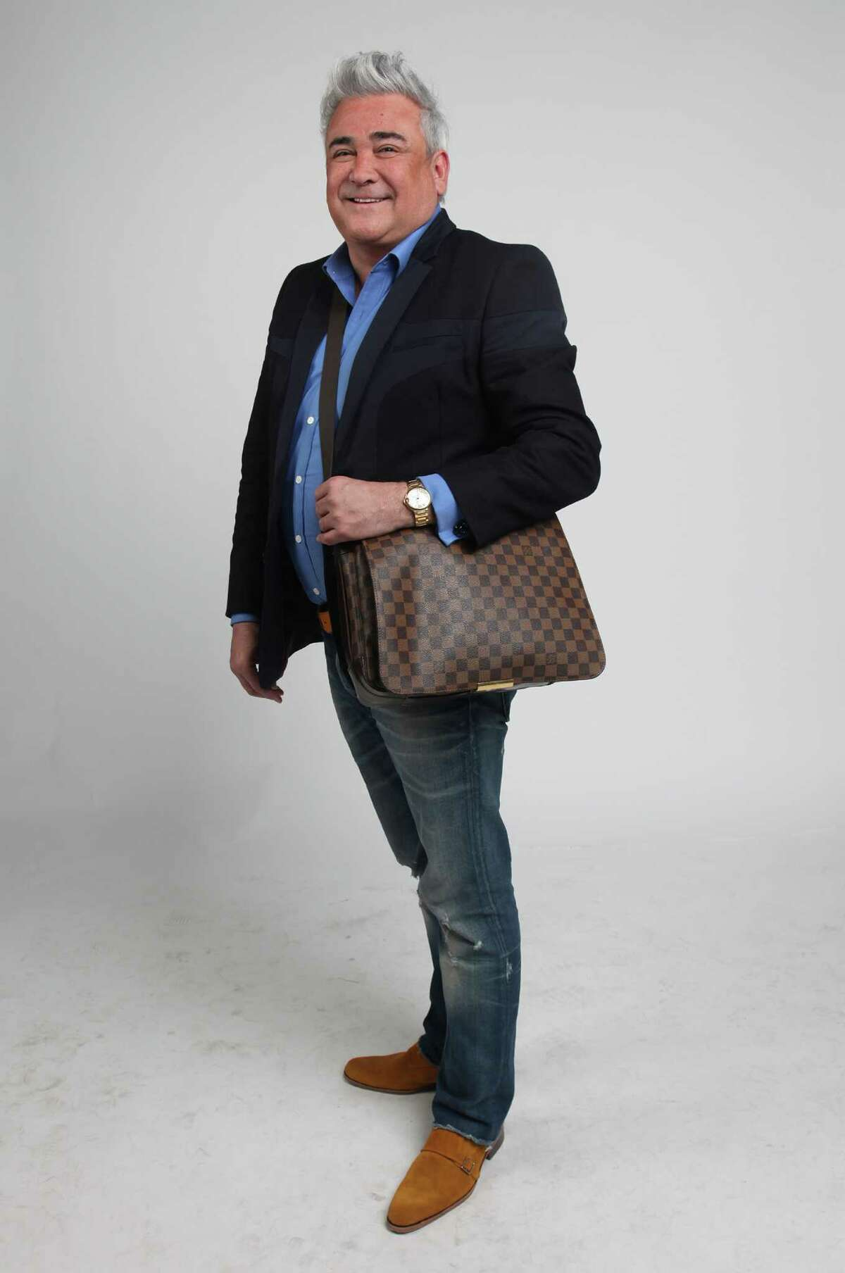 What's in the Bag.Ric Marmolejo, Monday Janurary 27, 2014