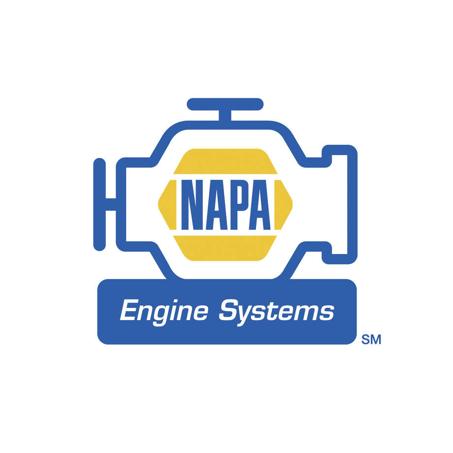 The logo designed by Norwalk-based TFI Envision for NAPA Engine Systems. Photo: Contributed Photo / Stamford Advocate Contributed
