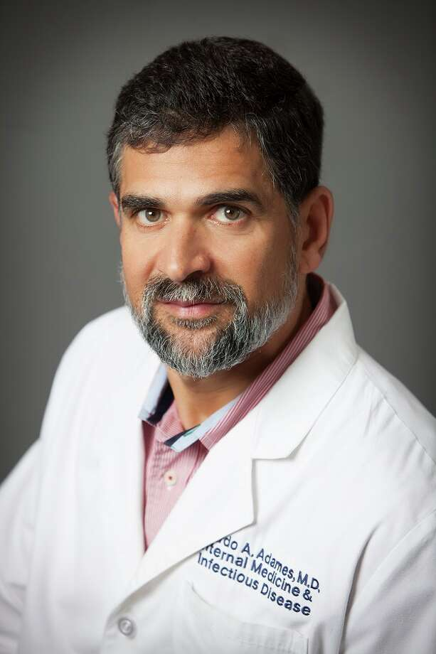 Dr. Ricardo Adames is interested in infectious diseases and geriatric medicine. Photo: Courtesy Of Memorial Hermann Medical Group