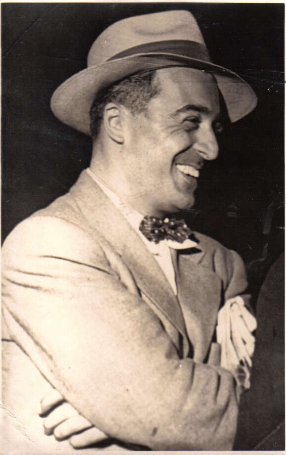 Louis Biancolli, circa 1940s.