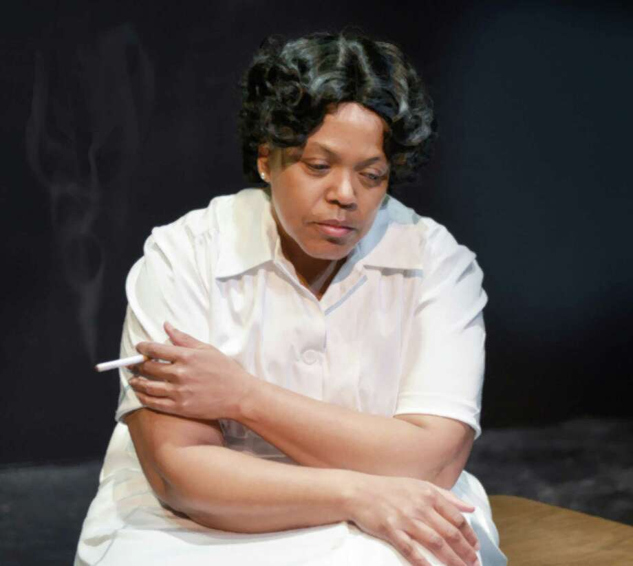 """Barbara Howard stars in the Schenectady Light Opera Company's production of """"Caroline, or Change,"""" which opens 8 p.m. Friday, Feb. 7, 2014, and continues for seven performances through Sunday, Feb. 16, 2014. (Shawn Morgan Photography)"""