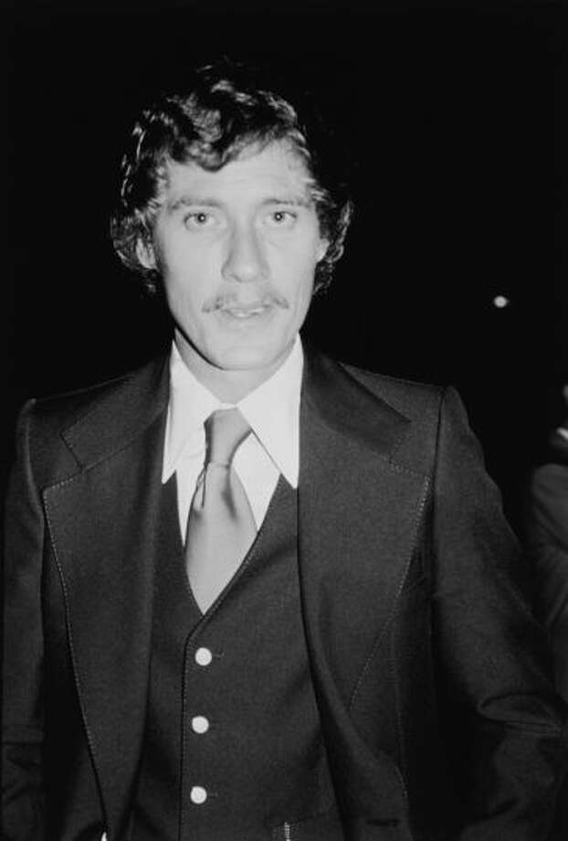 The actual John Holmes in L.A. in 1977. (Photo By Hulton Archive/Getty Images)