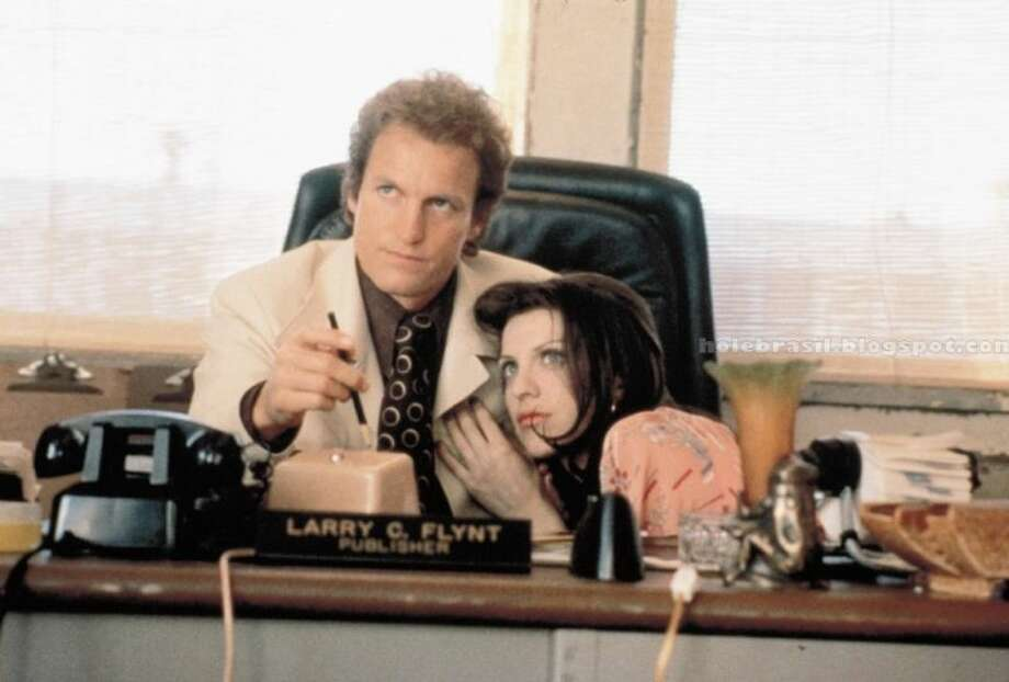 The People vs. Larry Flynt (1996) Milos Forman put a Hollywood spin on the story of unrepentant smut king Larry Flynt's fight for First Amendment rights. The critically acclaimed film earned Oscar nominations for Woody Harrelson, for his portrayal of Flynt, and Forman for directing, as well as accolades for Courtney Love as fourth wife Althea Flynt. The critics' take: 87% approval rating on Rotten Tomatoes.