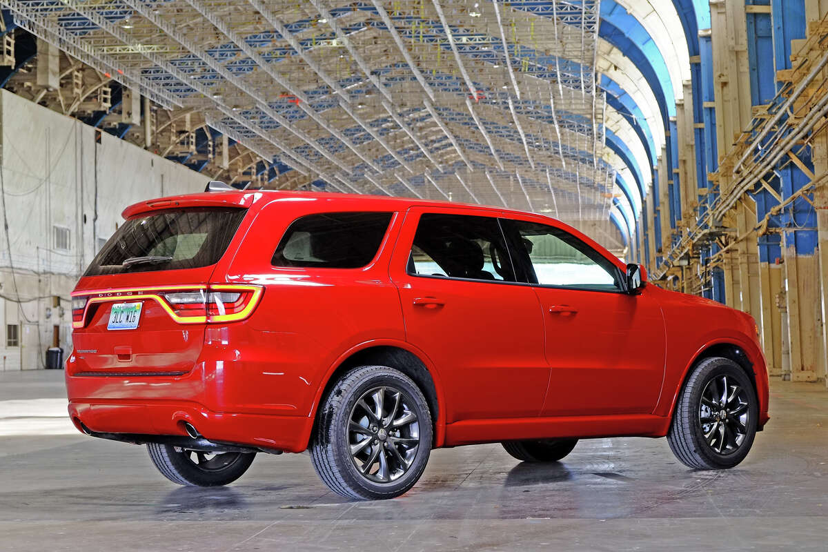 2014 Dodge Durango (photo by Dan Lyons)
