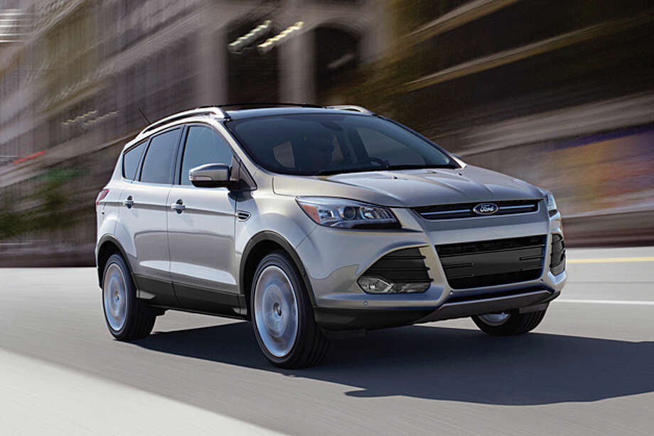 2014 Ford Escape (photo courtesy Ford)